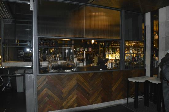Ludlow Bar Dining Room LINTERNO