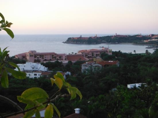 Park Royal Huatulco: View from the 10th floor