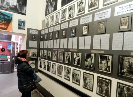 The Third Man Museum: History
