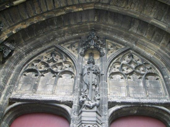 St Michael s Church: Le portail