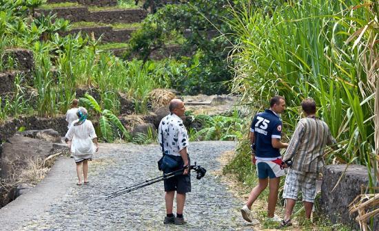 Santo Antao, Zielony Przylądek: Paul Tal