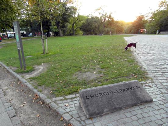 Churchillparken