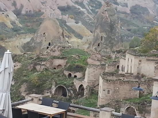 Argos In Cappadocia: Büyüleyici manzara....