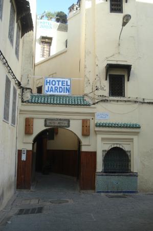 Hotel Jardin Public : Hotel Entrance