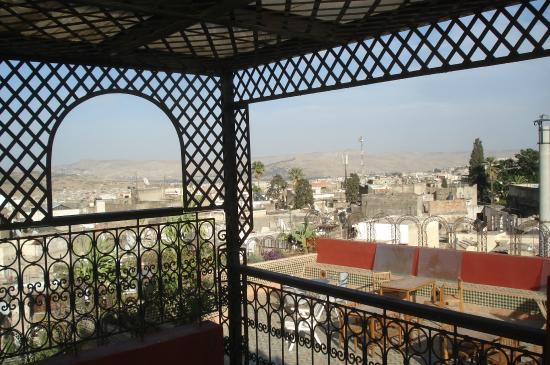 Hotel Jardin Public : Rooftop Terrace
