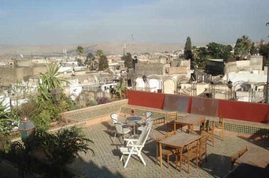 Hotel Jardin Public : View of the Medina