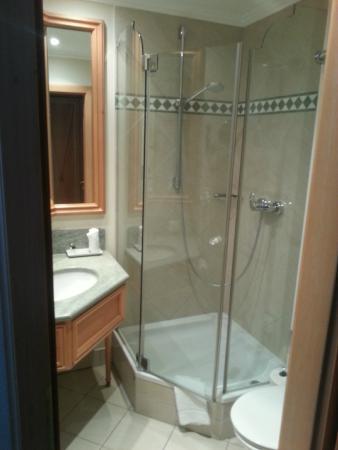Central-Hotel  Kaiserhof : ванная
