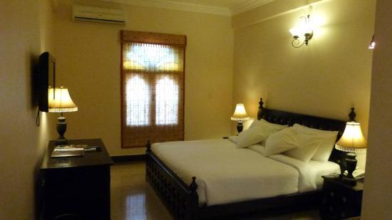 Zanzibar Grand Palace Hotel: habitaciones correctas