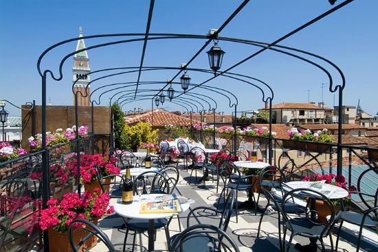 Hotel Firenze: vista spettacolare