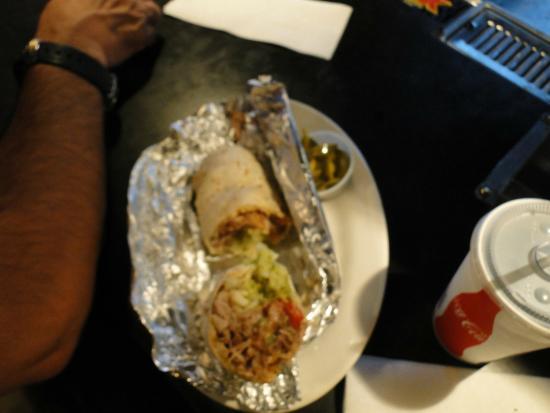 Felipe's Mexican Taqueria: muito bom