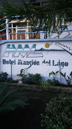 Hotel Mansion del Lago: Hotel Entrance