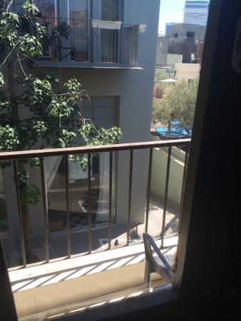 Galileo Hotel: Balcony