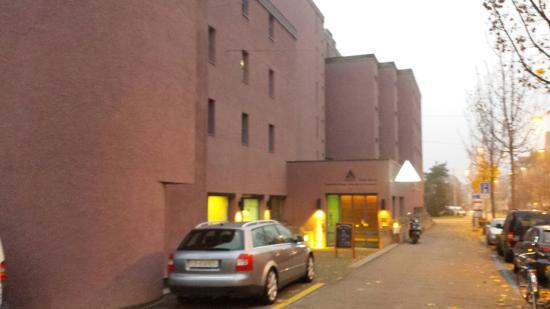 Zurich Youth Hostel: Youth hostel zurich