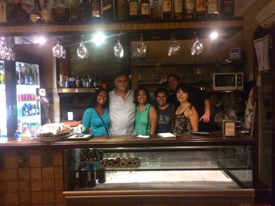 Papa's Cafe: (from Ak, Hi, & Ca) we ended up closing the night @ Papa's- Oct 2014 Blessed with new friendship