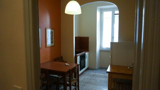 Trianon Borgo Pio Residence: kitchen