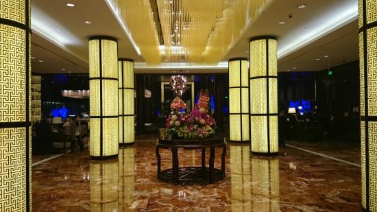 Kingrand Hotel Beijing: Lobby
