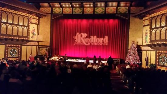 ‪The Redford Theatre‬