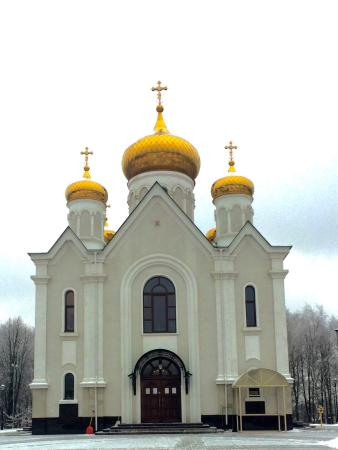 Temple of An Icon of the Mother of God of the Perishing