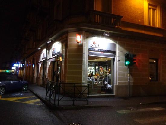 Drof Ristorante : magnifica location