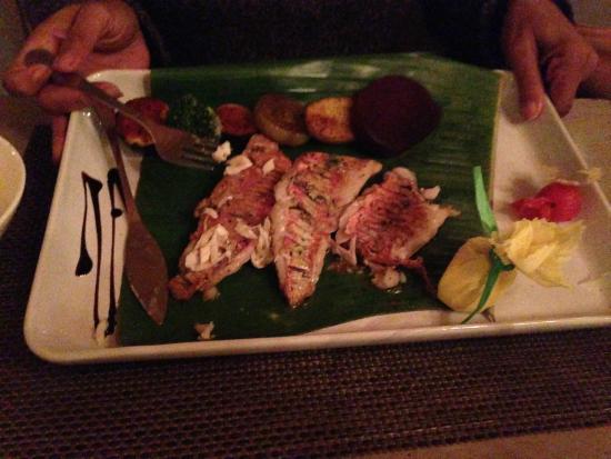 Radecki Restauracja Zbigniew Radecki: Baked Fish Dish