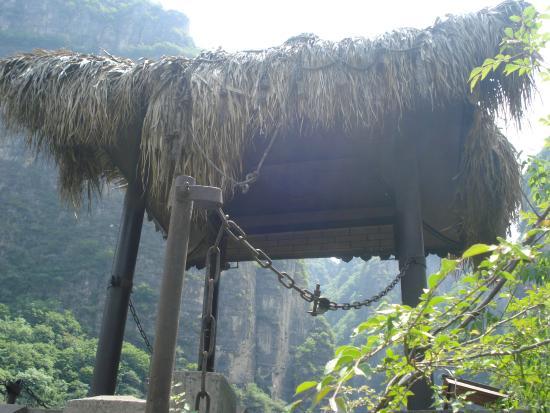 Qing Long Si: Local para descanso