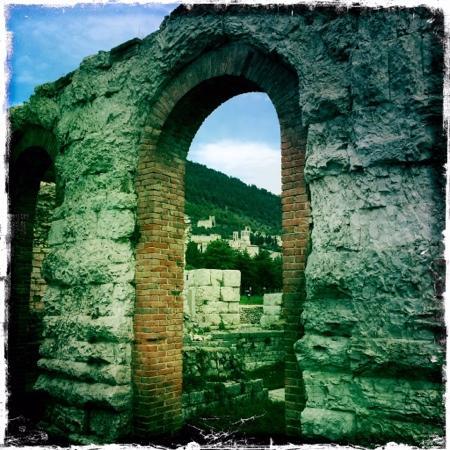 Teatro Romano : gubbio