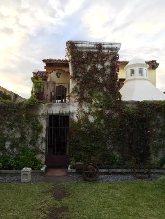 Las Iglesias Hotel Antigua