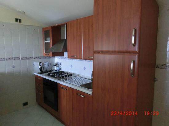 Holidays Cefalu: Кухня