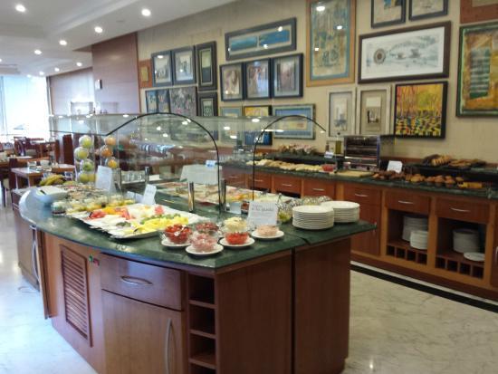 NH Sevilla Viapol : Comedor del Hotel NH Viapol