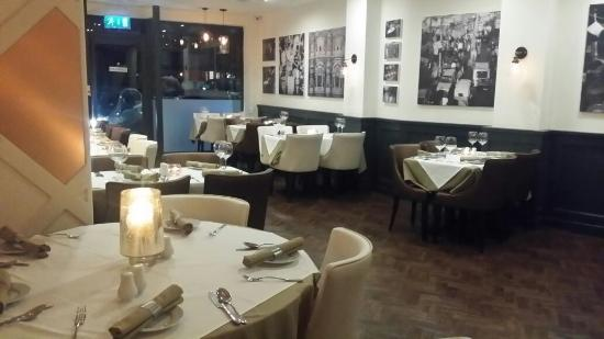 Aroma restaurant bentley heath solihull picture of for Aroma japanese cuisine restaurant