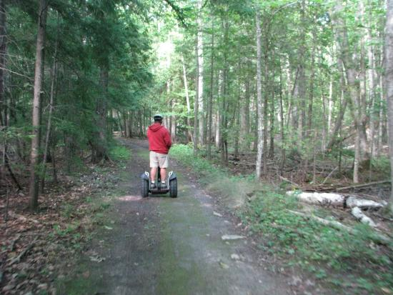 Seaquist Tours Off-Road Segway Adventures: Segway Steve