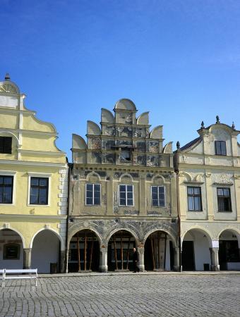 Brno, Tsjekkia: Belle architecture d'époque