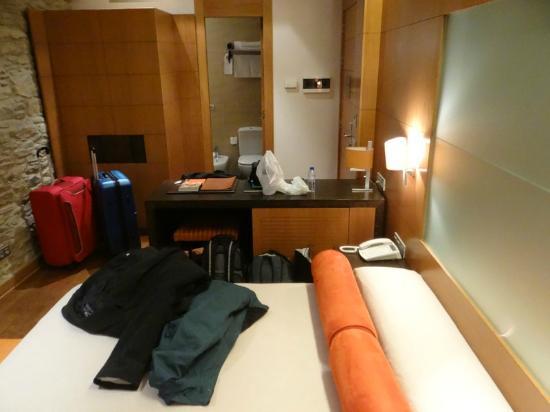 Altair Hotel: Bedroom