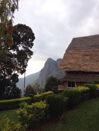 Irente View Cliff Lodge: Meraviglia di paesaggio