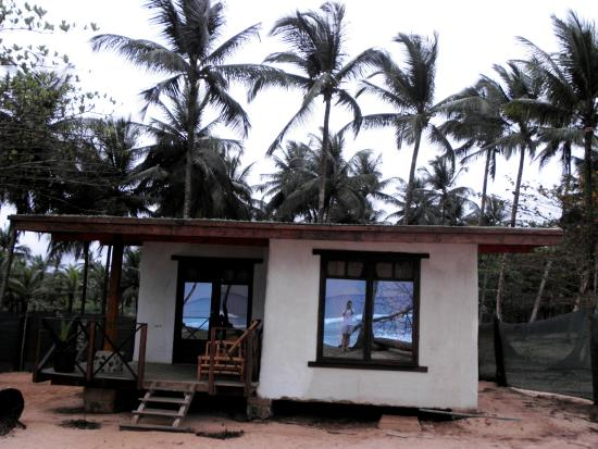 Praia Jale: The bungalow of Jalé Ecolodge