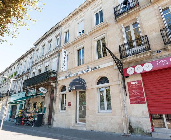 Hotel Ibis Bordeaux Centre Bastide Bordeaux Frankreich