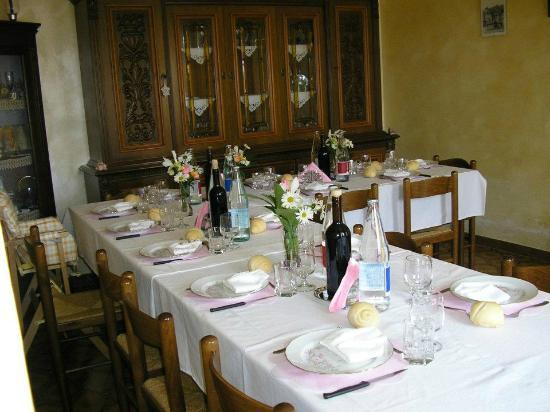 Provincia di Asti, Italia: SALETTA RISTORO