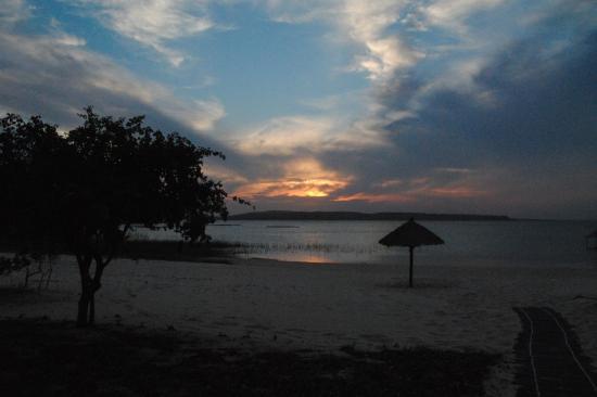 Lagoa Poelela Resort : day 1