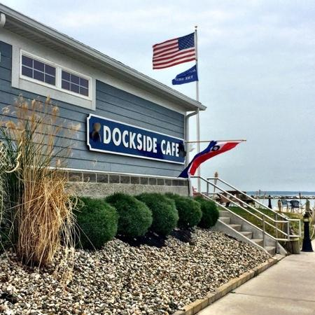 Dockside Cafe: Americana at her best!