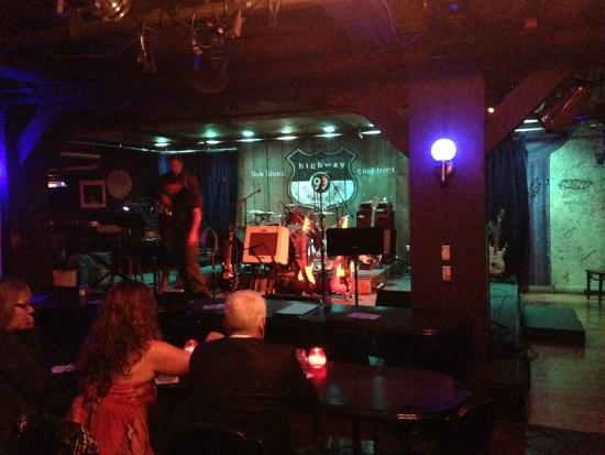 Highway 99 Blues Club Restaurant The Stage At