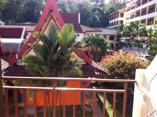 Sai Rougn Residence: Vue de la chambre