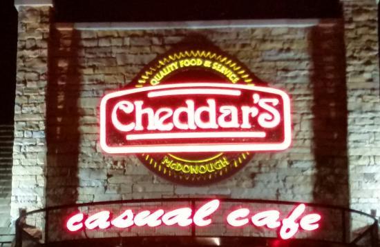 Cheddar's: Cheddars