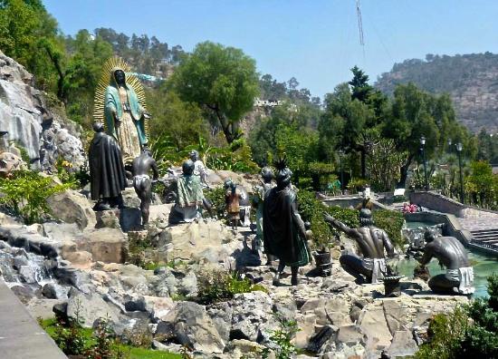 Jardin Del Tepeyac