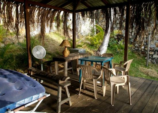 Cocos Camp: Chill out zone_interior
