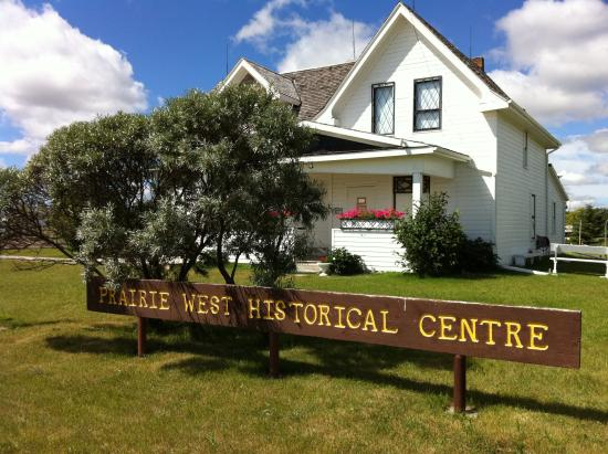 Eston, Kanada: Prairie West Historical Centre