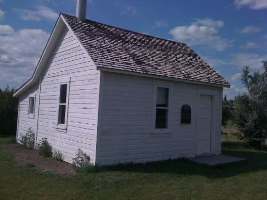 Eston, Kanada: Original Setters Home