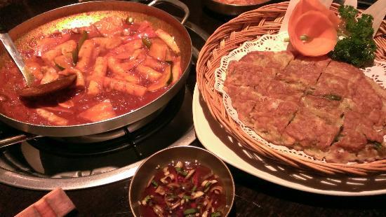 Myung Ga Korean Restaurant