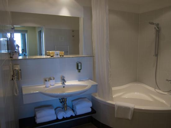 Hotel SPIESS & SPIESS Appartement-Pension : Beautiful bathroom