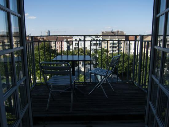Hotel SPIESS & SPIESS Appartement-Pension: Balcony/quiet residential view