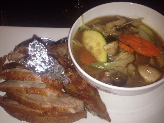 Dang's Thai Kitchen : Ginger Duck